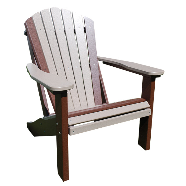 2ft adirondack knock-down chair